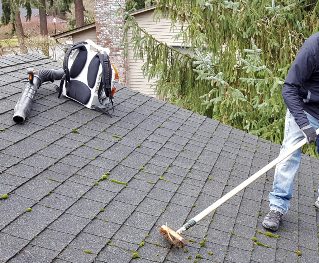 West Windsor Roof Cleaning
