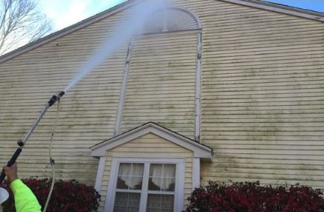Power Washing in West Windsor
