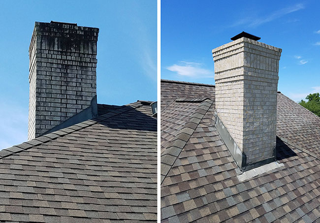 Princeton Roof Cleaning